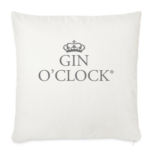 Gin O'Clock - Sofa pillowcase 17,3'' x 17,3'' (45 x 45 cm)