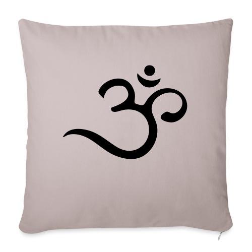Om Mantra Symbol Yoga - Sofakissenbezug 44 x 44 cm