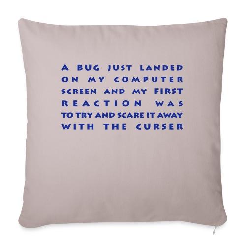 bug - Sohvatyynyn päällinen 45 x 45 cm