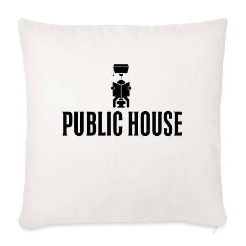 Official Women Shit by Public House - Sofa pillowcase 17,3'' x 17,3'' (45 x 45 cm)