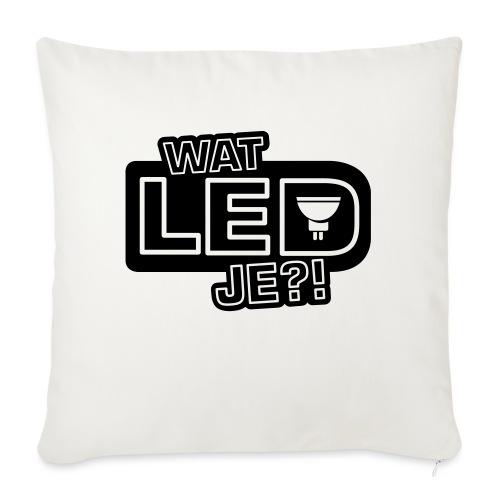 bbb watledje - Sofa pillowcase 17,3'' x 17,3'' (45 x 45 cm)