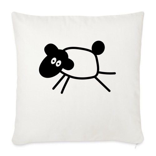 SHEEP - Housse de coussin décorative 45x 45cm