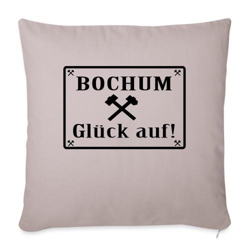 Glück auf! Bochum - Sofakissenbezug 44 x 44 cm