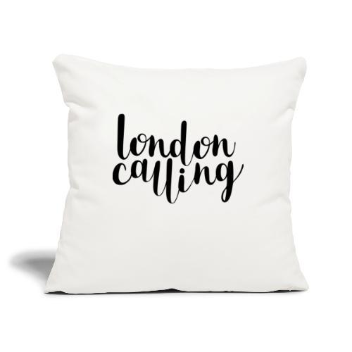 London Calling - Sofakissenbezug 44 x 44 cm
