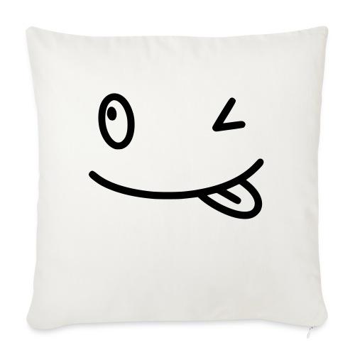 Smiley shirt - Copricuscino per divano, 45 x 45 cm