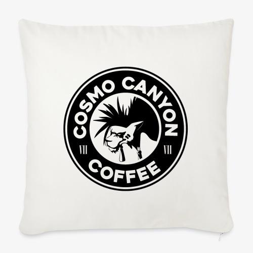 Cosmo Canyon Coffee - Funda de cojín, 45 x 45 cm