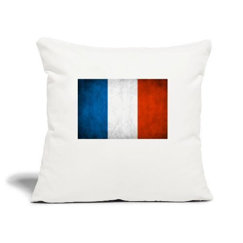 FRANCE - Housse de coussin décorative 45x 45cm