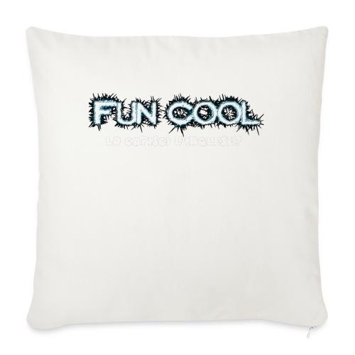 Capisci L'inglese Fun Cool - Copricuscino per divano, 45 x 45 cm