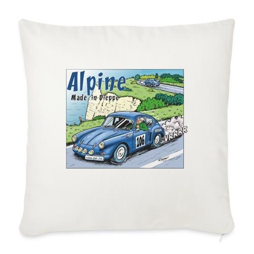 Polete en Alpine 106 - Housse de coussin décorative 45x 45cm