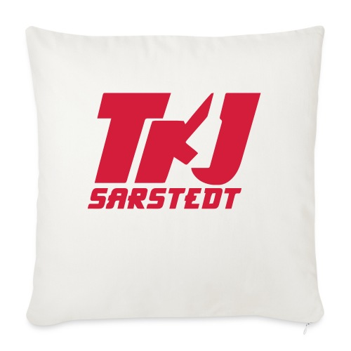 TKJ_logo_2 - Sofakissenbezug 44 x 44 cm