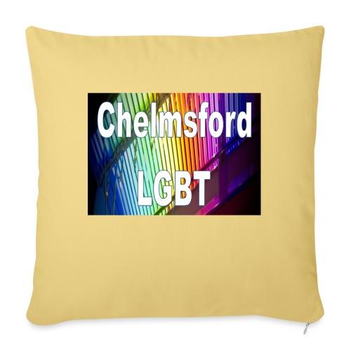 Chelmsford LGBT - Sofa pillowcase 17,3'' x 17,3'' (45 x 45 cm)