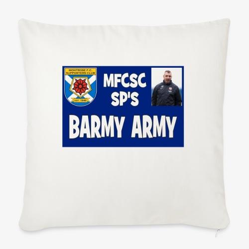 Barmy Army - Sofa pillowcase 17,3'' x 17,3'' (45 x 45 cm)