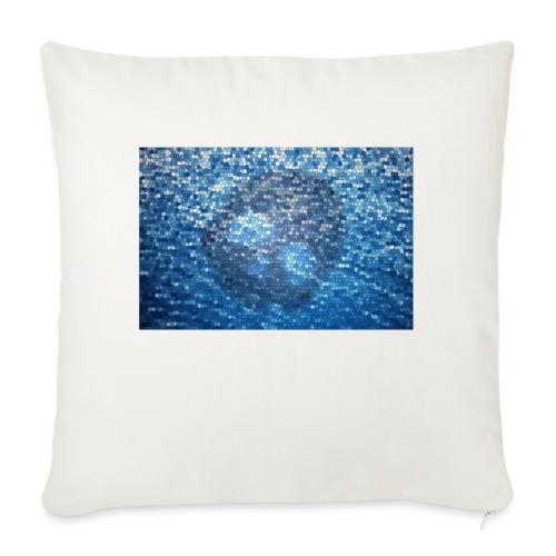unthinkable tshrt - Sofa pillowcase 17,3'' x 17,3'' (45 x 45 cm)