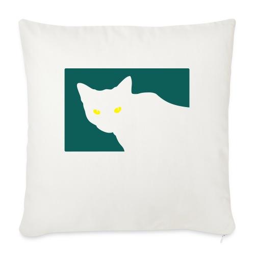 Spy Cat - Sofa pillowcase 17,3'' x 17,3'' (45 x 45 cm)
