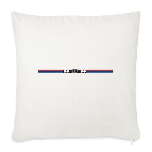 Bimmer Style M Series - Housse de coussin décorative 45x 45cm