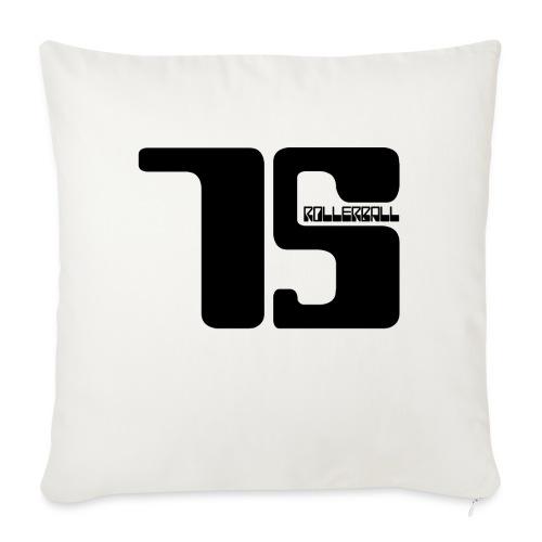 Rollerball 1975 Team shirt - Sofa pillowcase 17,3'' x 17,3'' (45 x 45 cm)