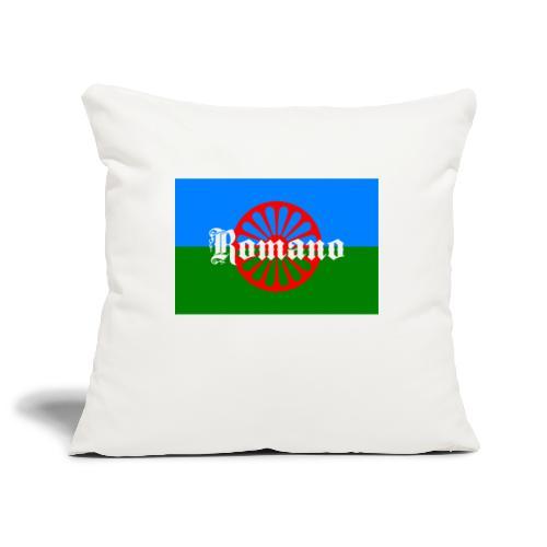 Flag of the Romanilenny people svg - Soffkuddsöverdrag, 45 x 45 cm