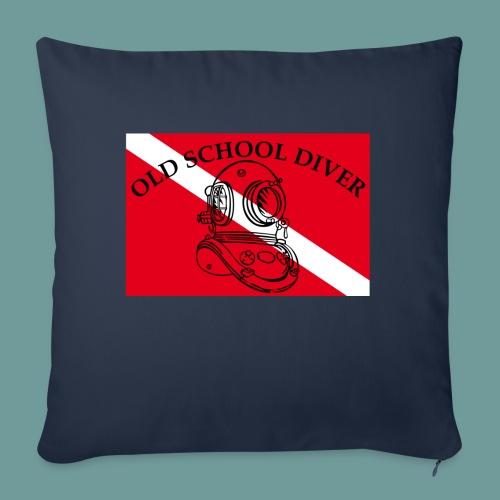 flag_osd_scaph - Housse de coussin décorative 45x 45cm