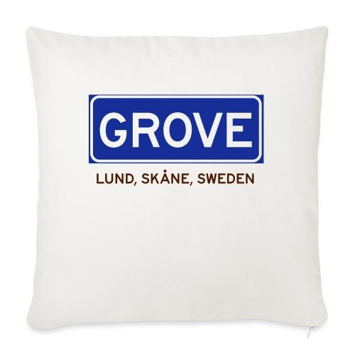Lund, Badly Translated - Soffkuddsöverdrag, 45 x 45 cm