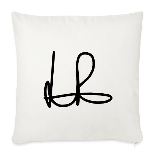 LiamRusso Handtekening - Sofa pillowcase 17,3'' x 17,3'' (45 x 45 cm)