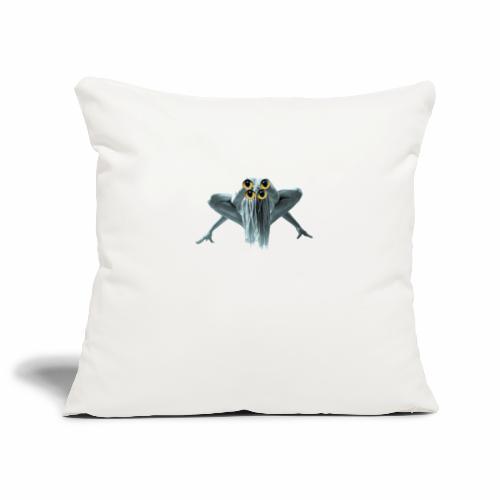 Im weird - Sofa pillowcase 17,3'' x 17,3'' (45 x 45 cm)