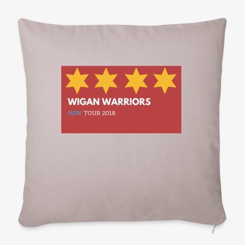 Wigan warriors NSW 2 TOUR - Sofa pillowcase 17,3'' x 17,3'' (45 x 45 cm)