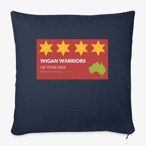 NSW AUS 2018 - Sofa pillowcase 17,3'' x 17,3'' (45 x 45 cm)