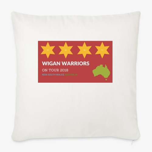 NSW AUS 2018 - Sofa pillowcase 17,3'' x 17,3'' (45 x 45 cm)
