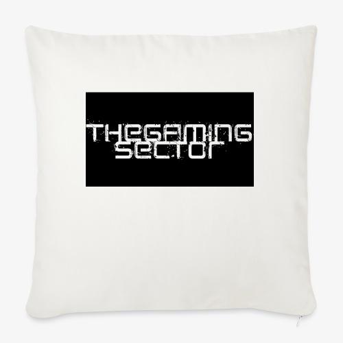 TheGamingSector Merchandise - Sofa pillowcase 17,3'' x 17,3'' (45 x 45 cm)