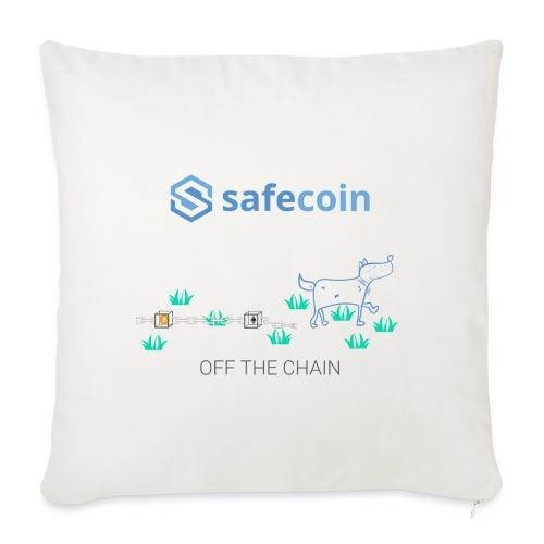 Dogey Chainfree - Off the Chain - Sofa pillowcase 17,3'' x 17,3'' (45 x 45 cm)