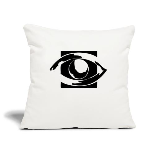eos3 - Sofa pillowcase 17,3'' x 17,3'' (45 x 45 cm)