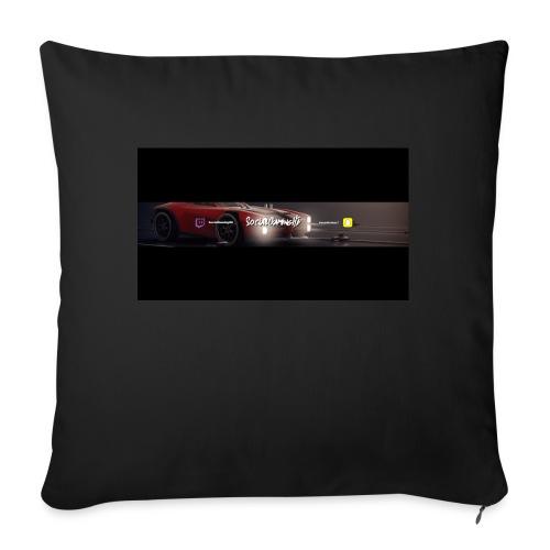 Newer merch - Sofa pillowcase 17,3'' x 17,3'' (45 x 45 cm)