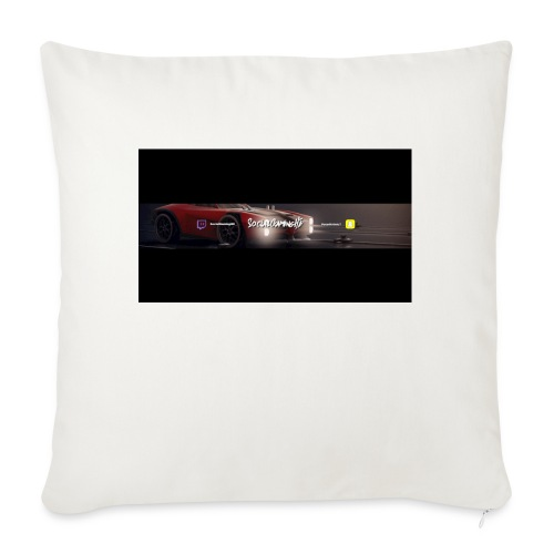 Newer merch - Sofa pillowcase 17,3'' x 17,3'' (45 x 45 cm)