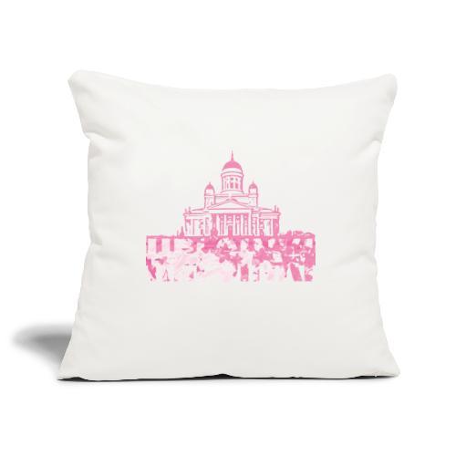 Helsinki Cathedral - Sofa pillowcase 17,3'' x 17,3'' (45 x 45 cm)
