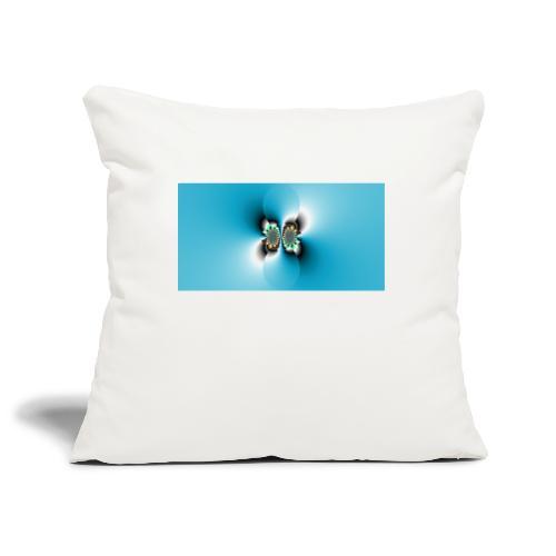 Fractal 4 - Sofa pillowcase 17,3'' x 17,3'' (45 x 45 cm)
