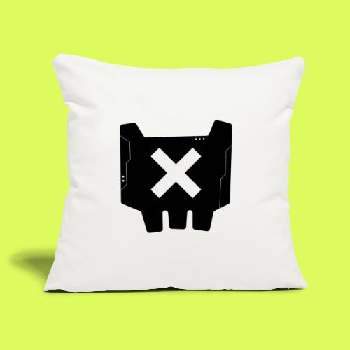 CBRCRUX Ø - Sofa pillowcase 17,3'' x 17,3'' (45 x 45 cm)