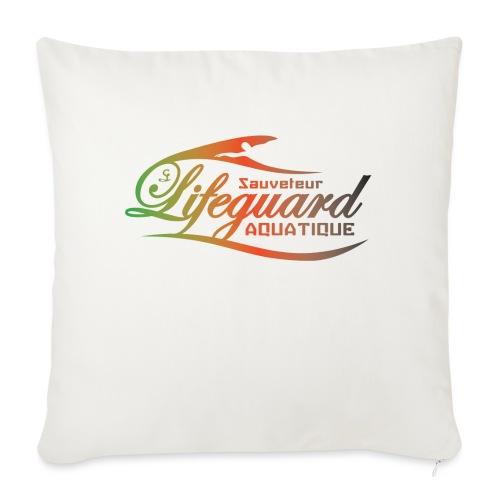 lifeguard multicolor - Housse de coussin décorative 45x 45cm