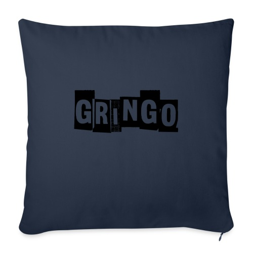 Cartel Gangster pablo gringo mexico tshirt - Sofa pillowcase 17,3'' x 17,3'' (45 x 45 cm)