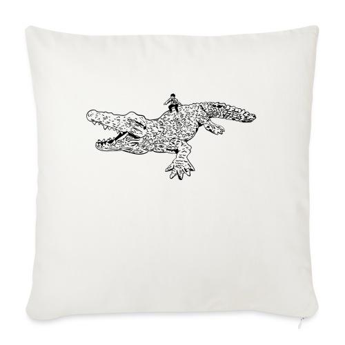 JUANCHO RIDES AGAIN MASTER - Sofa pillowcase 17,3'' x 17,3'' (45 x 45 cm)