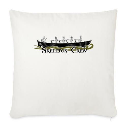 Skellington crew - Sofa pillowcase 17,3'' x 17,3'' (45 x 45 cm)