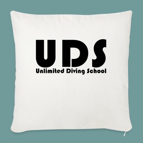 uds_01 - Housse de coussin décorative 45x 45cm
