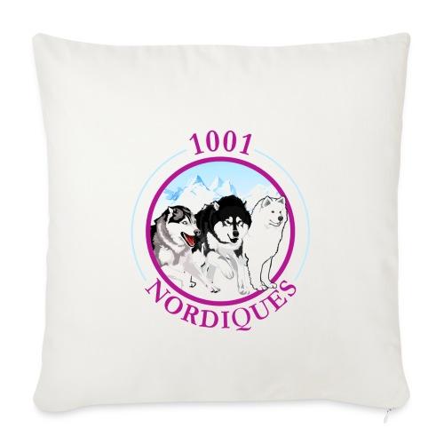1001 Nordiques - Housse de coussin décorative 45x 45cm