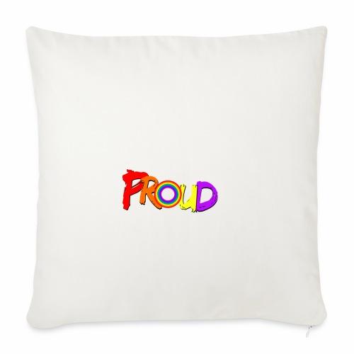 proud - Soffkuddsöverdrag, 45 x 45 cm