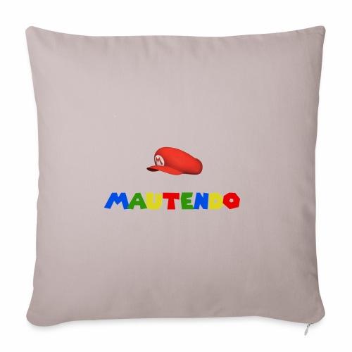 Mautendo - Sofa pillowcase 17,3'' x 17,3'' (45 x 45 cm)