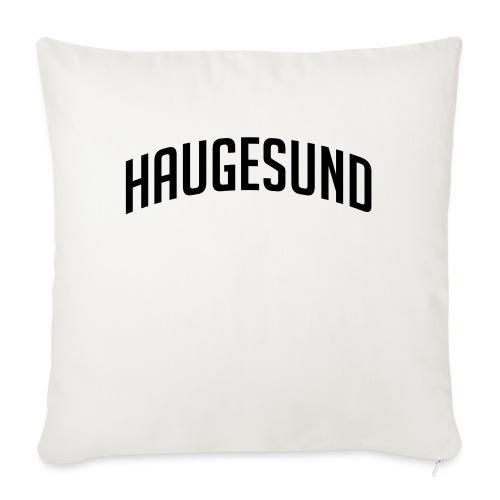 Haugesund (sted) - Sofaputetrekk 45 x 45 cm