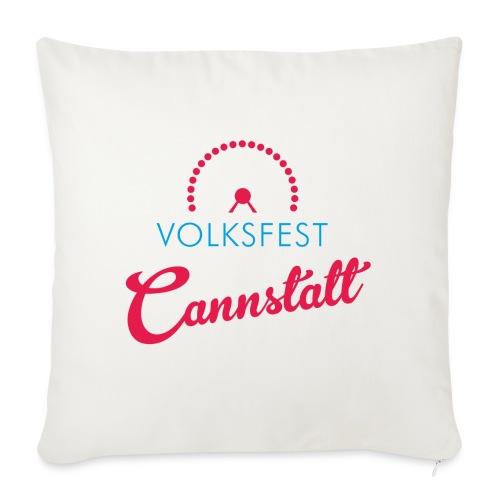 Volksfest Cannstatt - Sofakissenbezug 44 x 44 cm