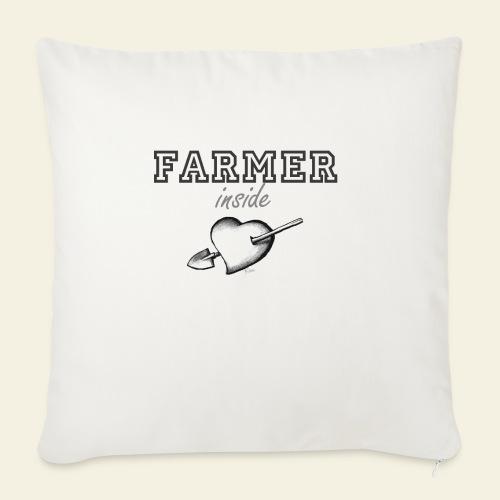 Hearth farmer - Copricuscino per divano, 45 x 45 cm