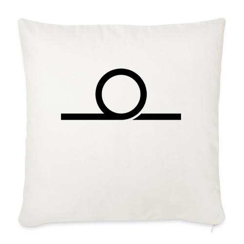 WHEEL LONG png - Sofa pillowcase 17,3'' x 17,3'' (45 x 45 cm)