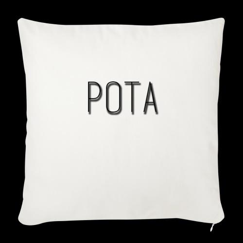 pota2 - Copricuscino per divano, 45 x 45 cm