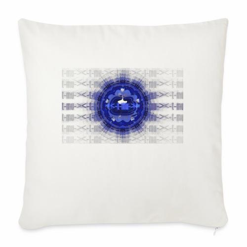 T-MU Bluehand - Sohvatyynyn päällinen 45 x 45 cm
